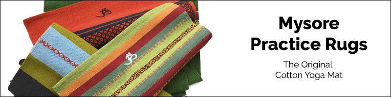 Mysore Practice Rugs