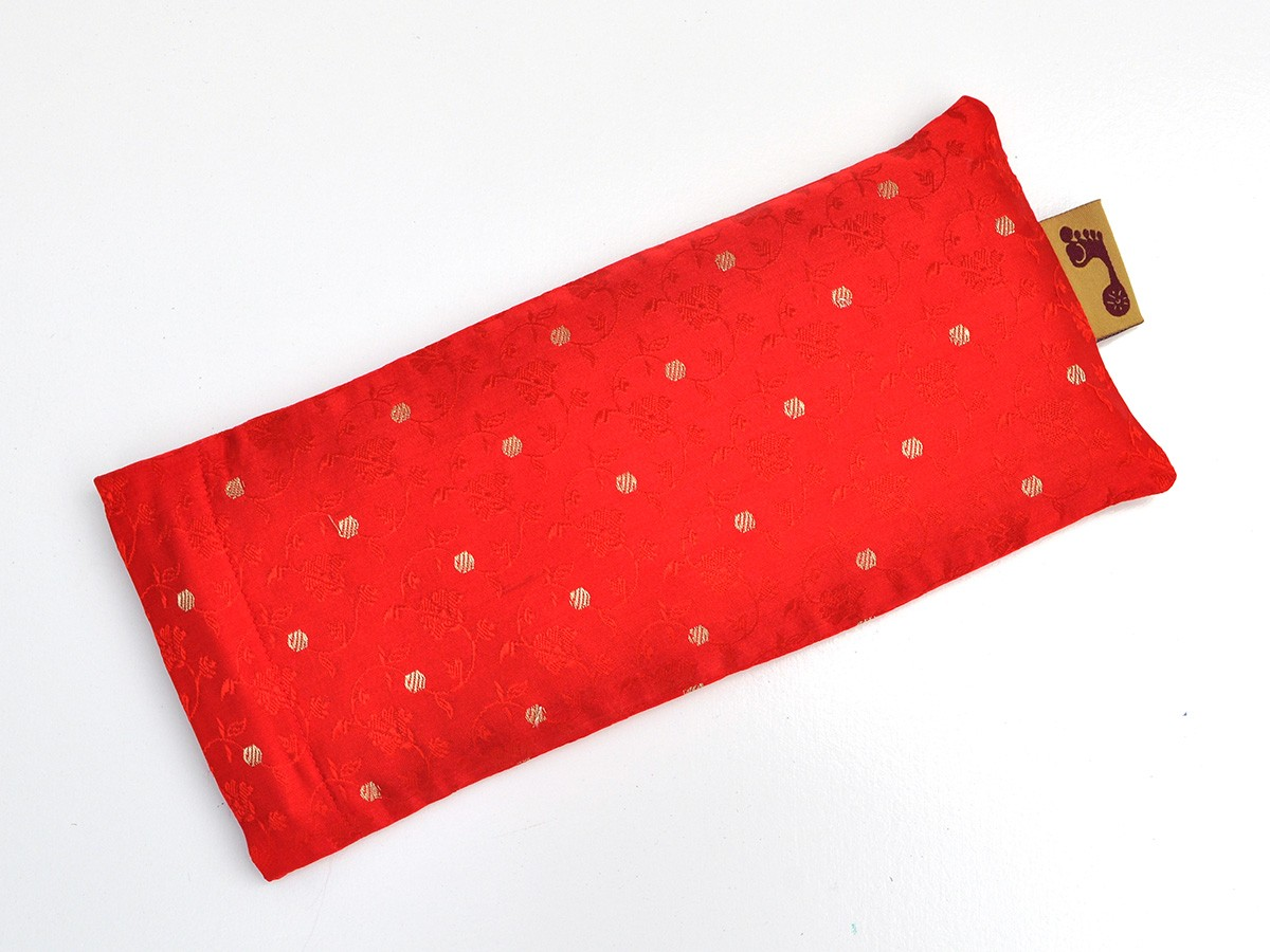 Amrita Red Eye Pillow