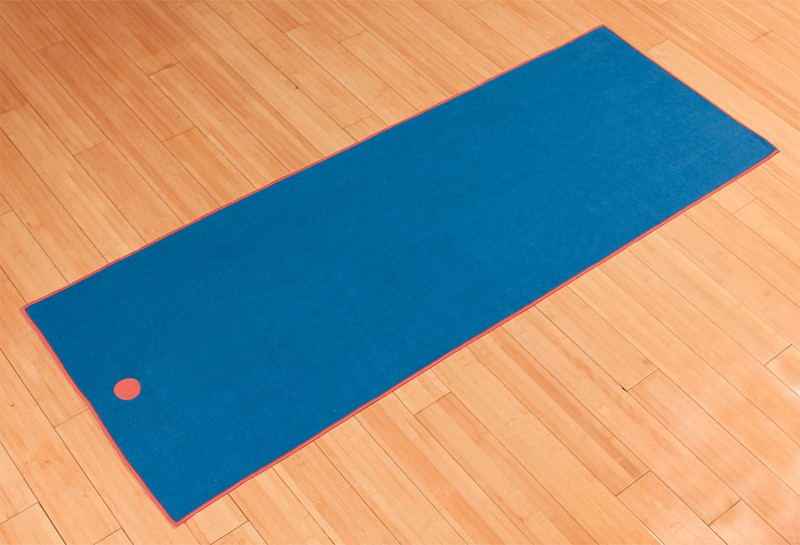 Skidless Yoga Towel by Yogitoes