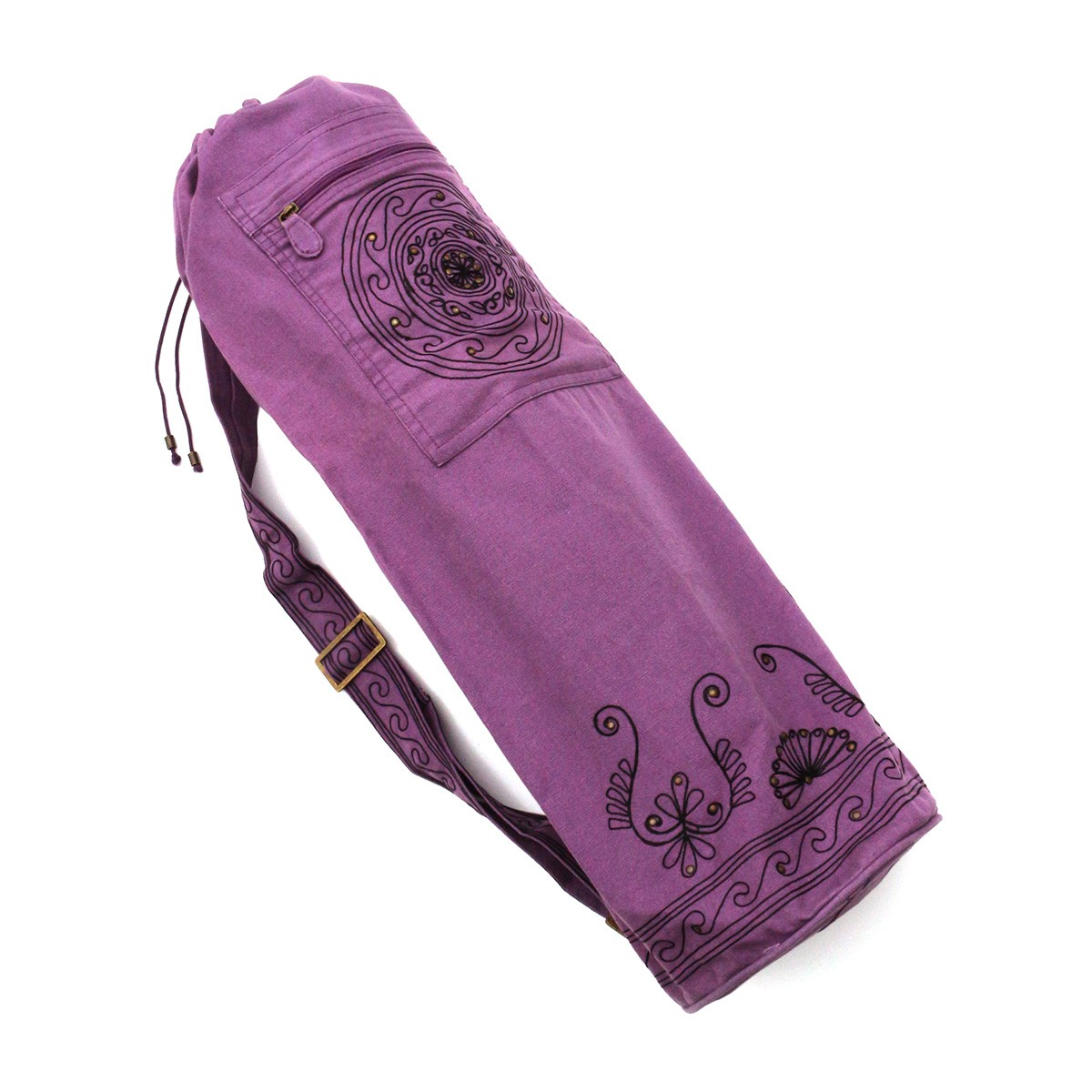 Henna Yoga Mat Bag