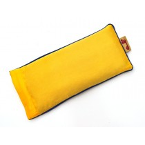 Dandelion Eye Pillow (Navy Piping)