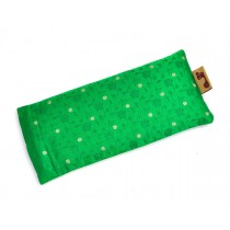 Gujarati Green Eye Pillow