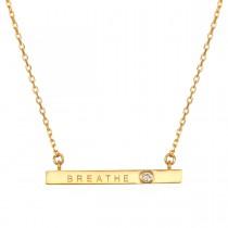 Restorative Breathe Necklace