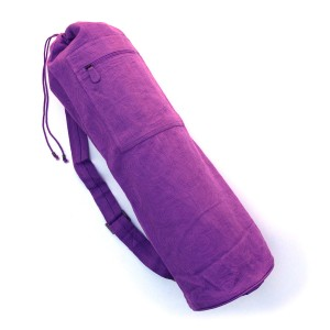Cotton Jacquard Yoga Mat Bag