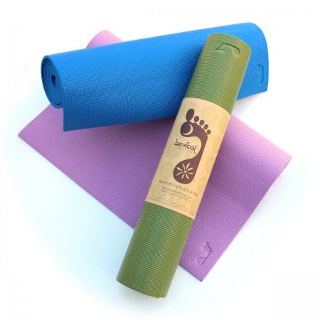 Barefoot Yoga Hybrid Eco Mat - 1/4 inch