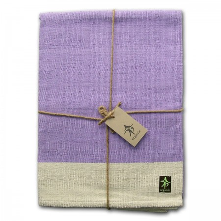 Organic Cotton Mysore Practice Rugs by David Swenson