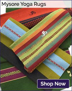 Mysore Yoga Rugs