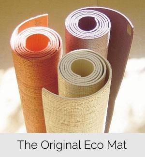 The Original Eco Yoga Mat