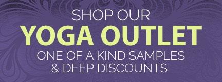Shop Our Yoga Outlet