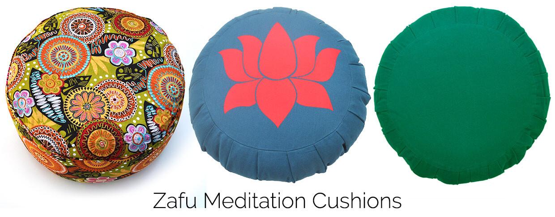 Zafu Meditation Cushions