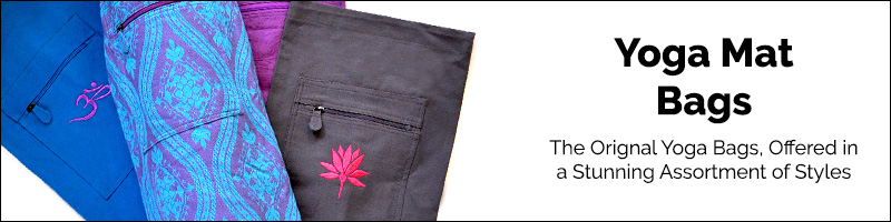 Yoga Mat Bags - In Stock Now