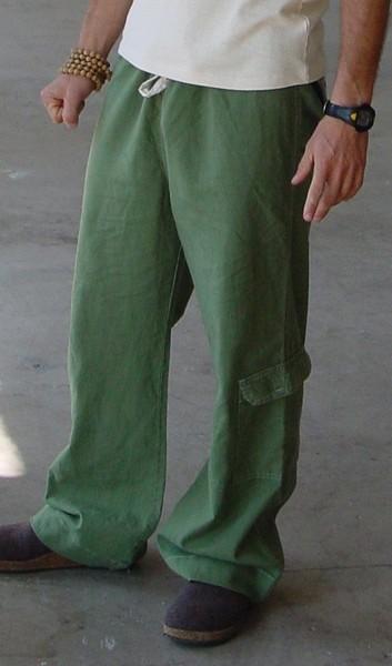 Men's Hemp California Pants