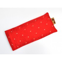 Amrita Red Eye Pillow