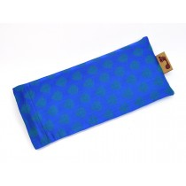 Dhuri Blue Eye Pillow