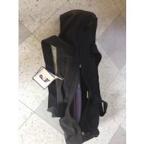 Dual Zip Heavy Canvas Yoga Mat Bag