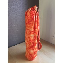 Cotton Tie Dye Yoga Mat Bag