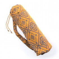Mysore Pattern Yoga Mat Bag