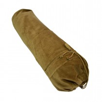 Cotton Velvet Yoga Mat Bag