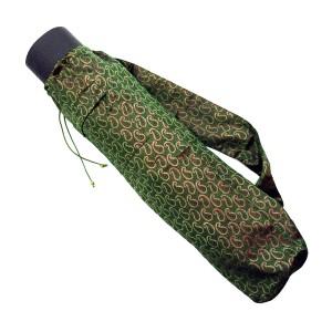 Sari Pattern Yoga Mat Bags
