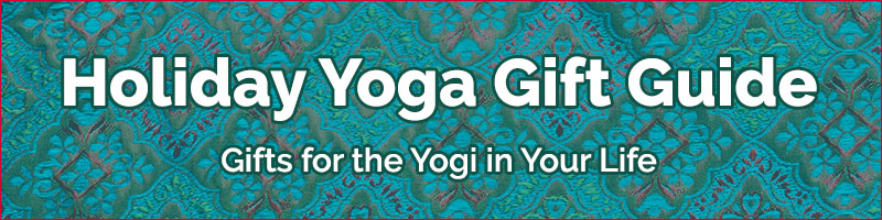 Holiday Yoga Gift Guide