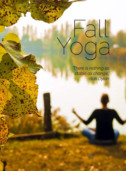 Fall Yoga