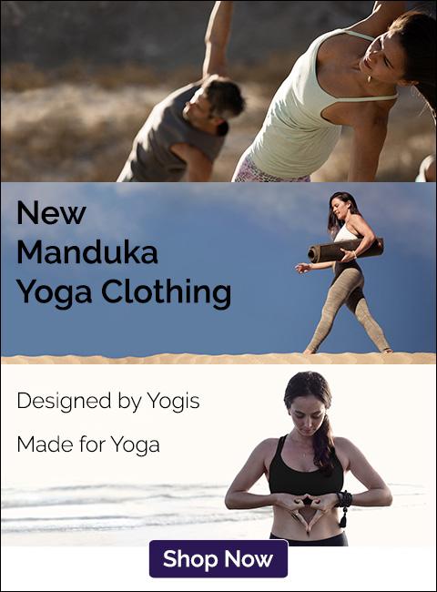New Manduka Yoga Clothing