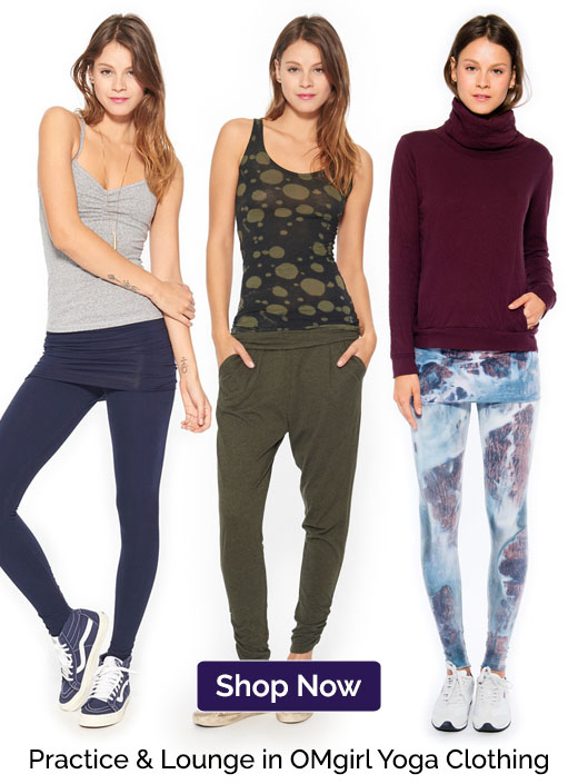 OMgirl Yoga Clothing