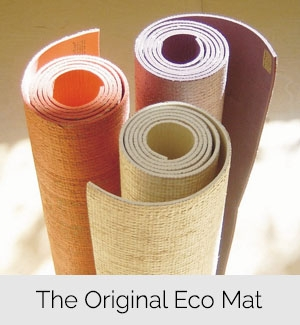 The Original Eco Yoga Mat